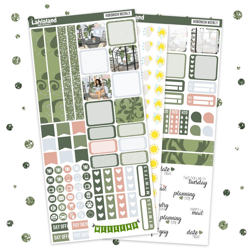Free Printable Planner Stickers Hobonichi Weeks Weekly Kit Free Printable Planner Stickers Planner Stickers Printable Planner Stickers
