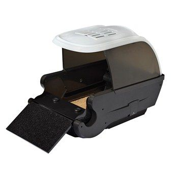 cat litter box automatic cat litter boxes petco