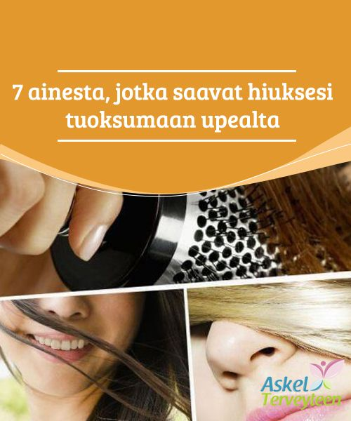 7 ainesta, jotka saavat hiuksesi tuoksumaan upealta  Vaikka nämä tuotteet voivat auttaa poistamaan pahaa hajua hiuksista ja antaa miellyttävän tuoksun, on tärkeää välttää ylikuormittamasta hiuksiasi käyttämällä niitä liikaa.