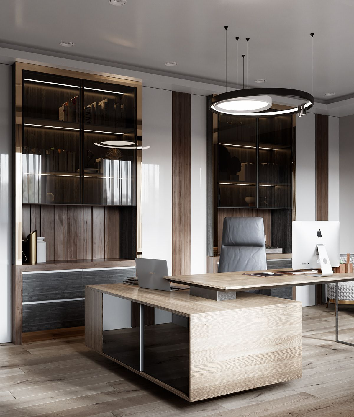 Interior Designers Of Canada: CGI:House Project In Canada On Behance