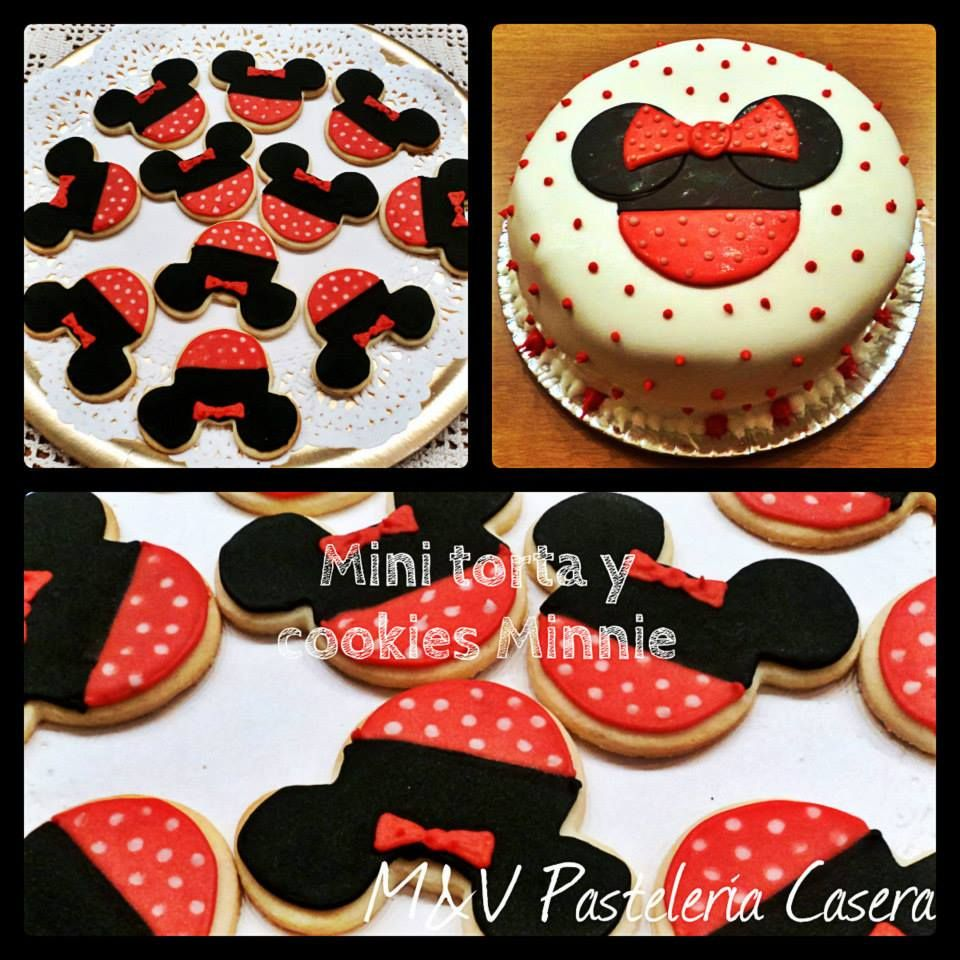 Pin by muv pastelería casera on mickey y minnie pinterest