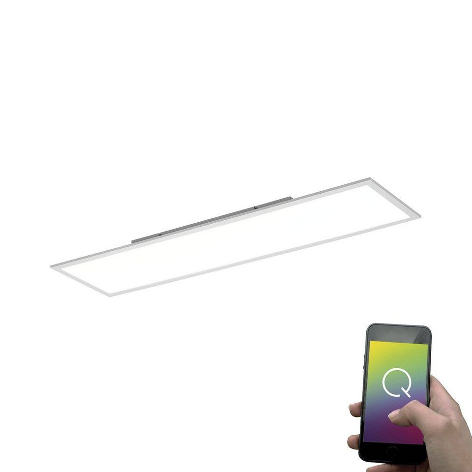 Led Strahlerleiste Paul Neuhaus Led Deckenleuchte Led Panel Smart Home 120x30cm Q