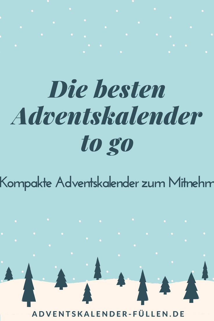 Weihnachtskalender Büro.Adventskalender To Go Adventskalender Zum Kaufen