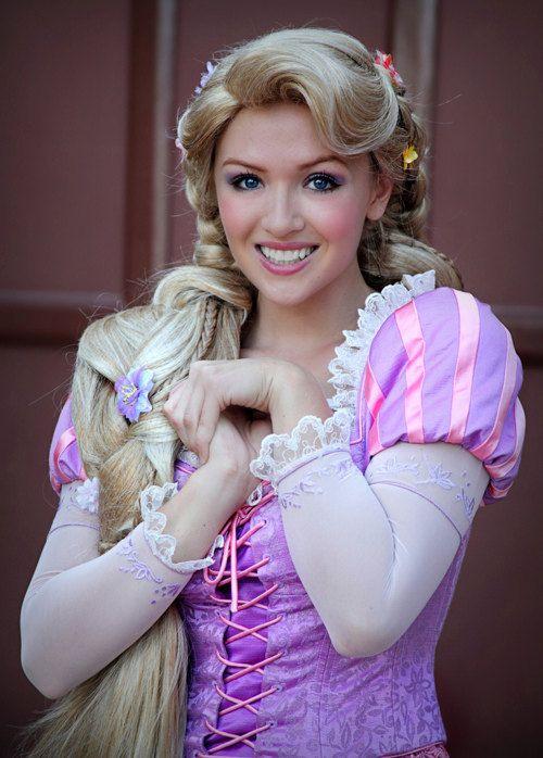 Rapunzel Tangled Adult Costume Walt Disney Princess by valchiria