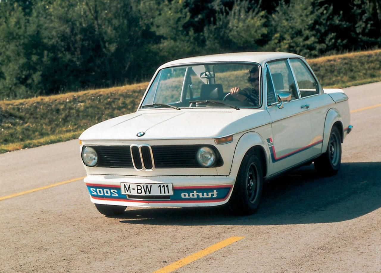 Bmw 2002 turbo so cool