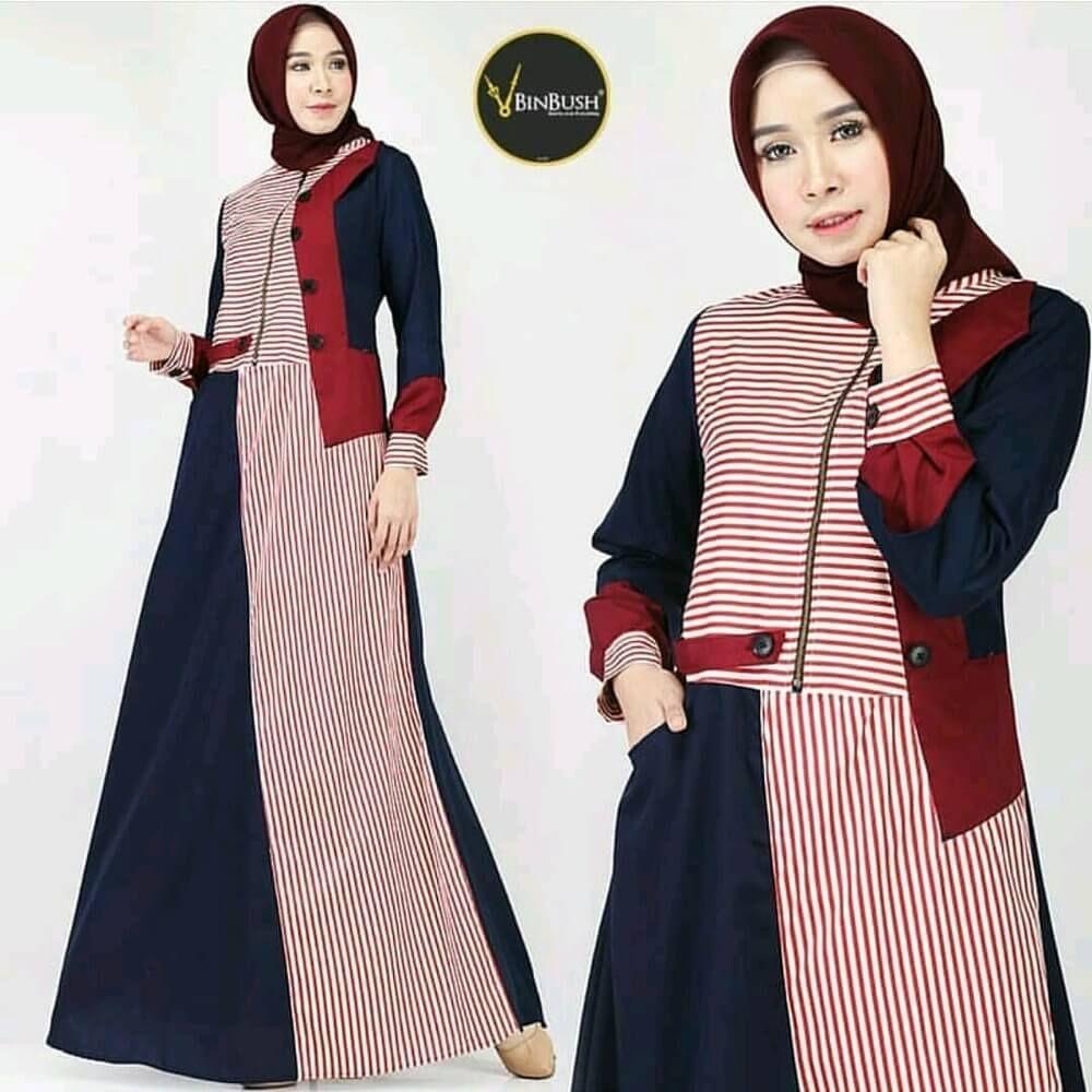 Model Gamis Terbaru – Salim Soraya di 8  Pakaian wanita, Model