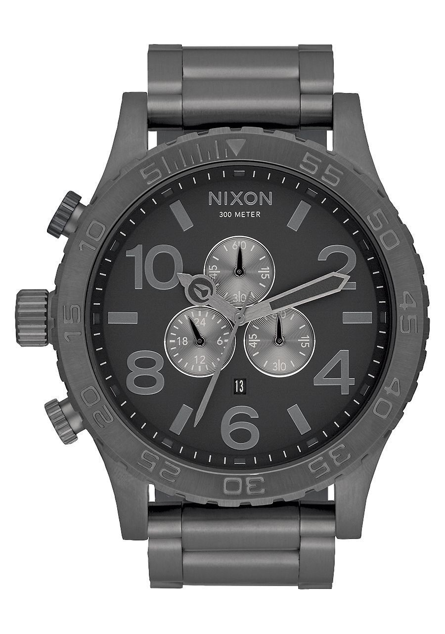 c7d0d758c92 Nixon chrono all gunmetal nixon watch pinterest jpg 900x1282 Nixon watches  gunmetal