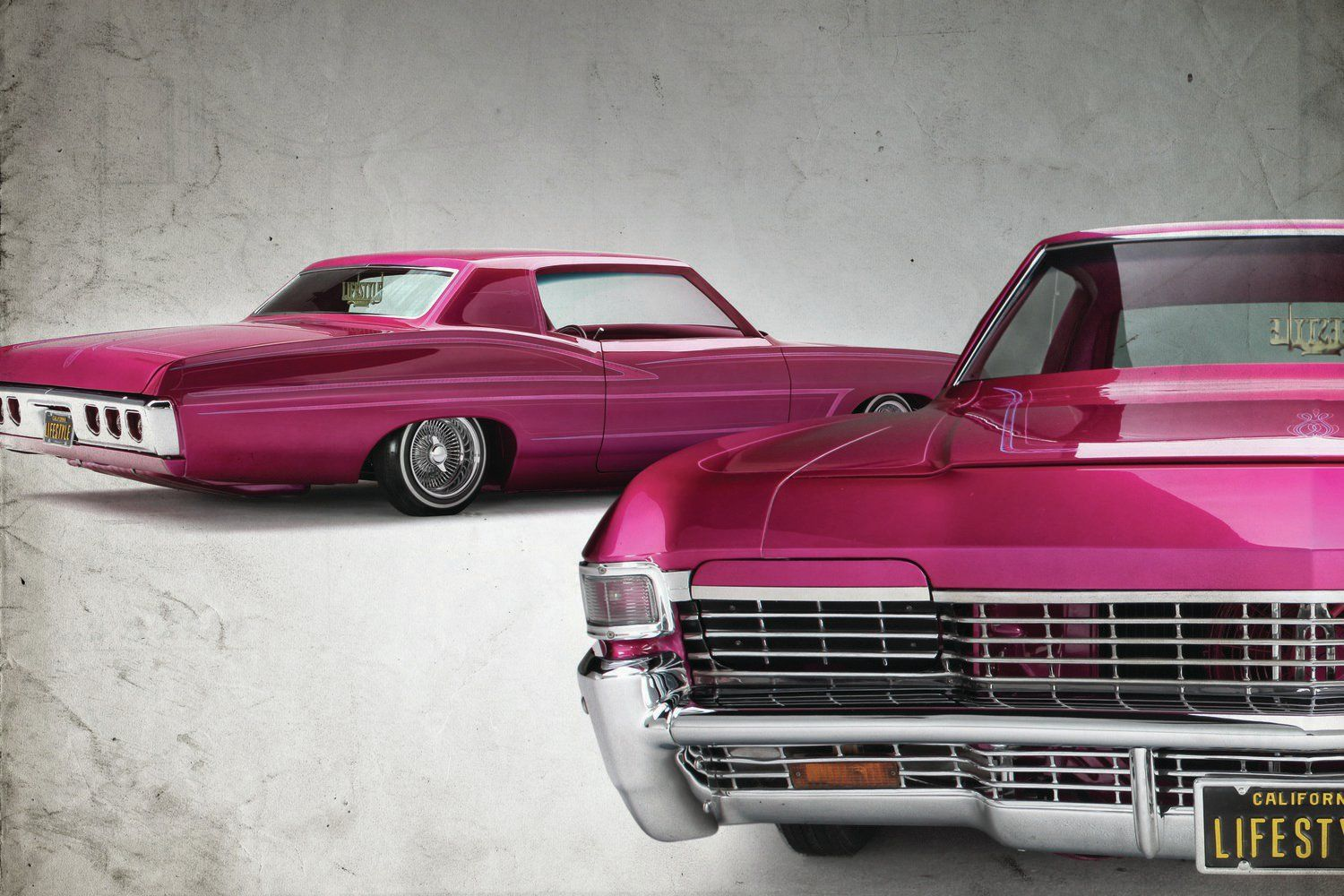 1969 chevrolet caprice and 1968 impala products of the environment photo 05