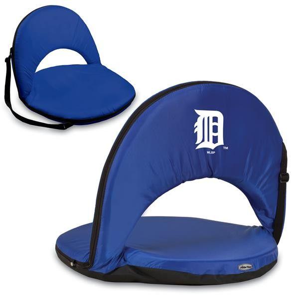 Detroit Tigers Digital Print Oniva Seat Navy