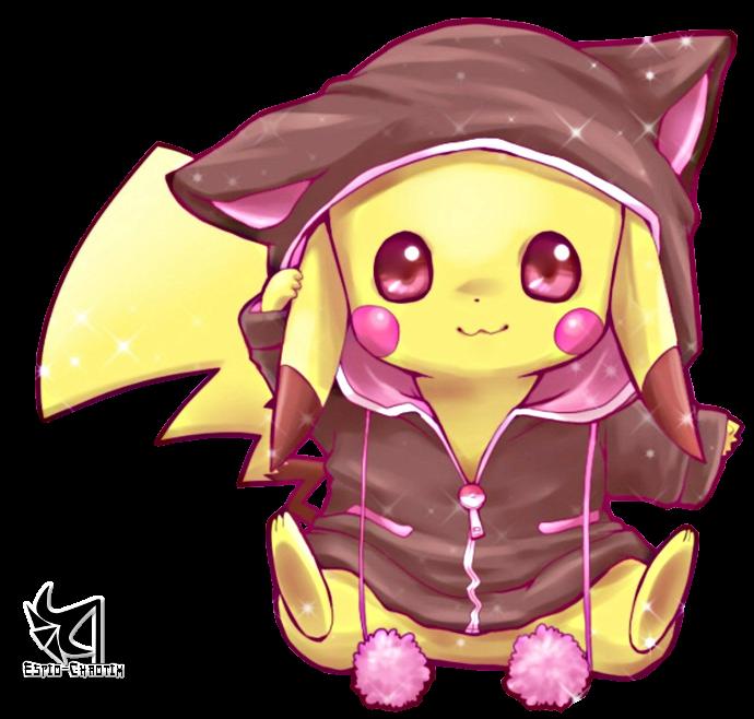 Render Pokemon Renders Pikachu Pokemon Electrik Manteau