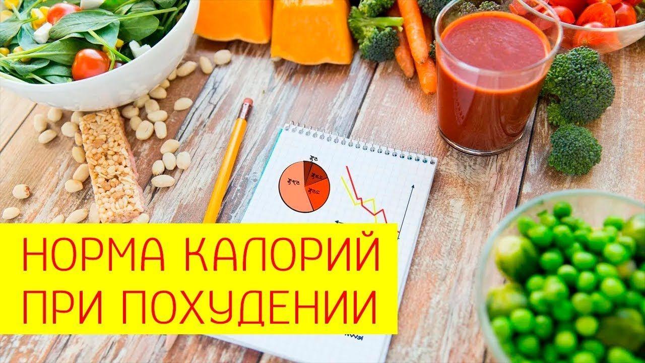 рассчитать калории для похудения калькулятор онлайн бесплатно