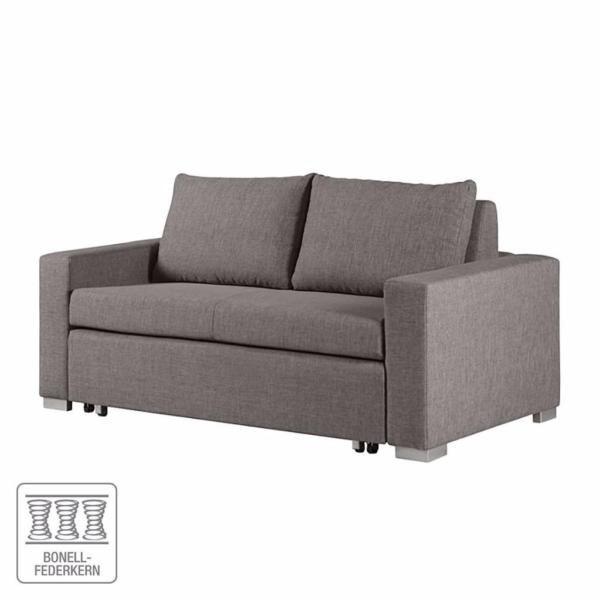 Schlafsofa Latina Webstoff Grau 170 Cmoriginalpreis 530 Abmessungen Breite 150 Cmhohe 90 Cm Tiefe 90 Cm Sitzhohe 4 Moderne Couch Sofa Sofas