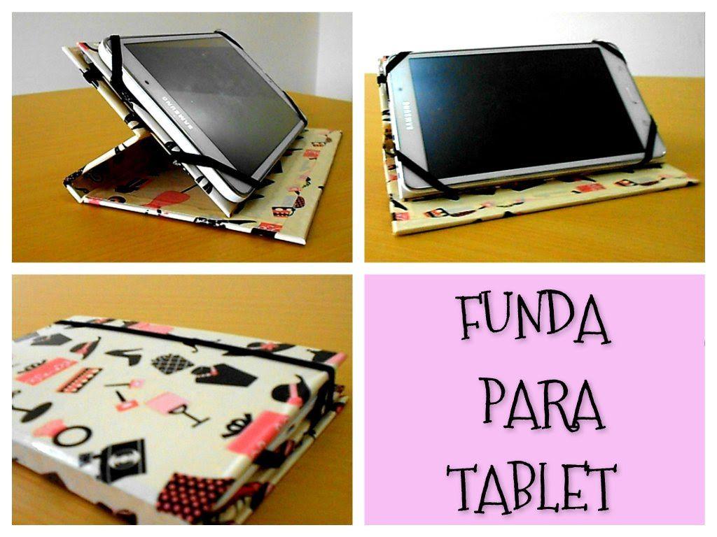 Como hacer una funda para tablet fcil y rpido tskk pinterest como hacer una funda para tablet fcil y rpido fandeluxe Image collections