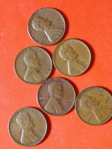 error #errorcoins Lincoln Wheat PENNY ERROR COIN Lot 1930 S