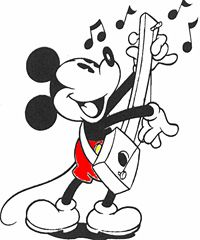 mickey mouse with cigar box guitar guitars in 2019 box guitar cigar box guitar mickey. Black Bedroom Furniture Sets. Home Design Ideas