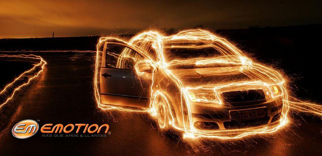 EMOTION es una Empresa de altos alcances en la distribución y comercialización de Llantas.
