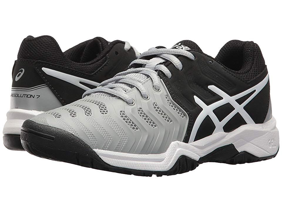 Asics Boys Gel Resolution 7 (GS) Tennis Shoes