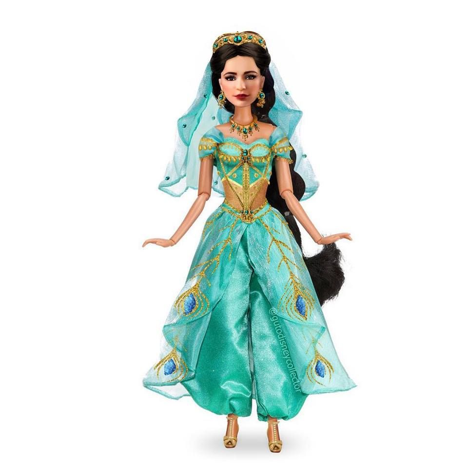 Aladdin Jasmine Film Collection Doll Disney Store Shopdisney