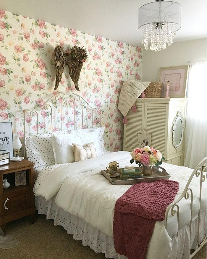 1001 ideas de decoraci n de habitaciones de ni as habitaci n ni a pinterest decorar - Decorar habitacion vintage ...