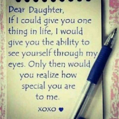 I Love You Daughter Quotes Mesmerizing Love You My Daughter ECards Pinterest