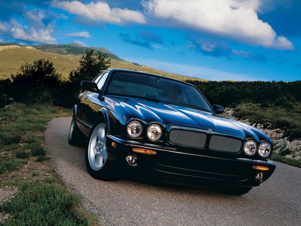 Jaguar XJR USspec (X308) '19972003 Cars Pinterest