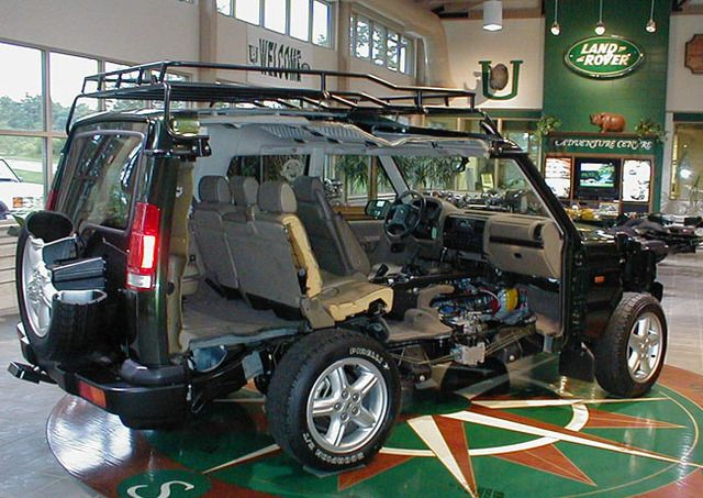 Ahnliches Foto Land Rover Discovery 2 Land Rover Discovery