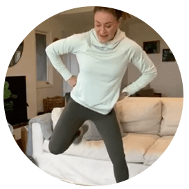 amp up your home workout with michelle bridges and a