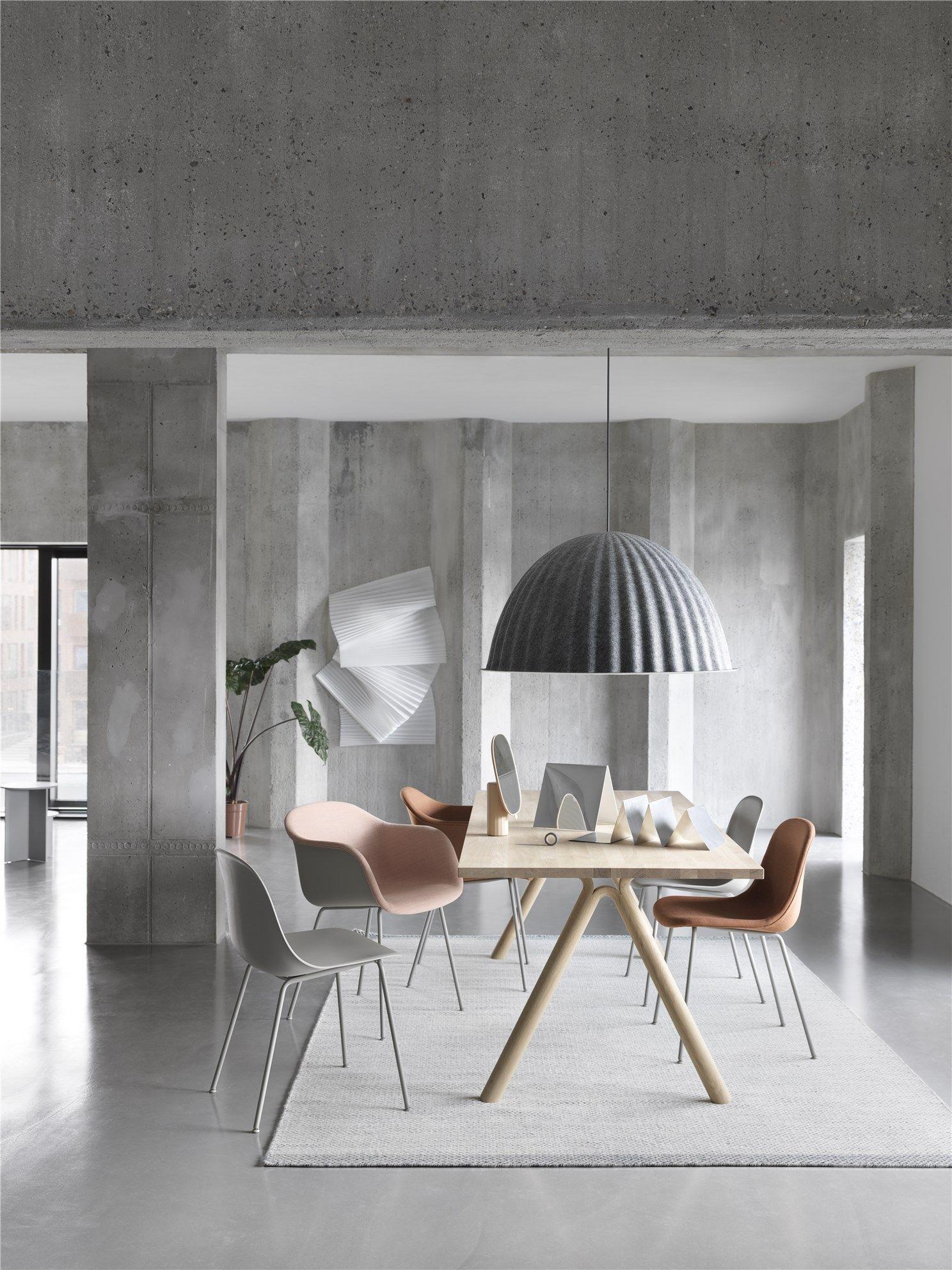 Muuto Spring Summer 2018 - via Coco Lapine Design blog | dining room ...