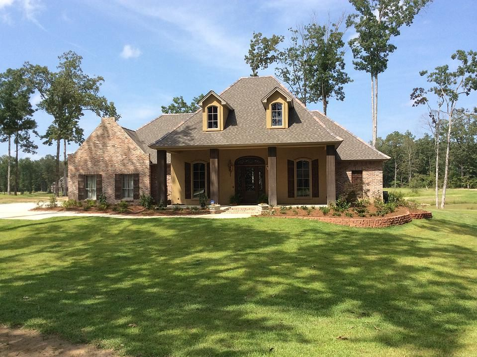 Madden home design acadian house plans french country for Acadiana home builders