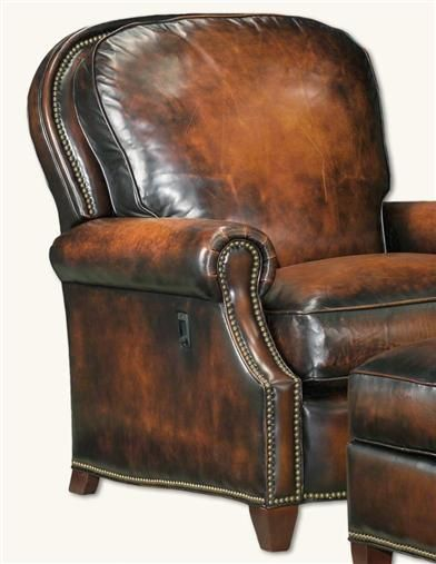 BUTTERY LEATHER CHAIR    CLASSIC MANu0027S RELAXATION AND READING CHAIR,  PARISIAN AND AUSTRIAN TURN OF LAST CENTURY