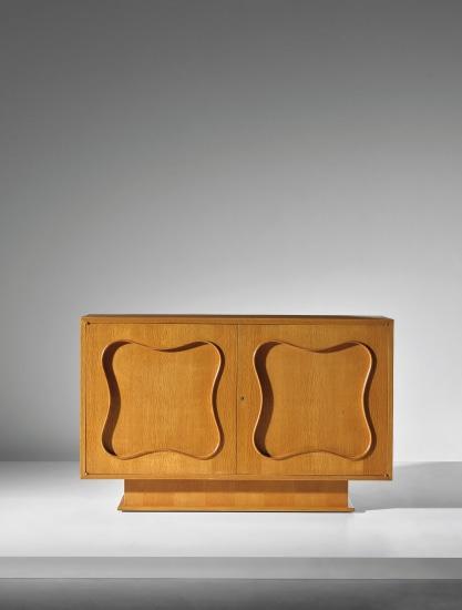 'Trèfle' sideboard Oak sideboard, Sideboard, makers