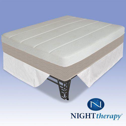 Night Therapy 14 Inch Grand Memory Foam Mattress