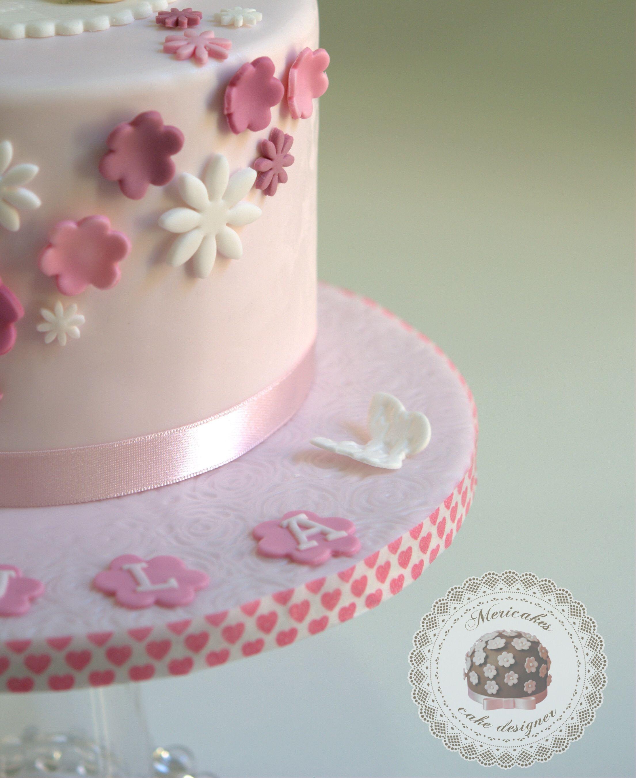 Decoracion de tortas para bautismo con fondant buscar for Decoracion de tortas infantiles