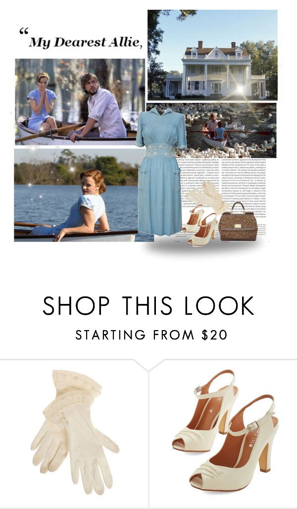 """""""My Dearest Allie"""" by priscilla12 ❤ liked on Polyvore featuring Oris, Dolce&Gabbana, Chelsea Crew, love, movie, thenotebook and AllieandNoah"""
