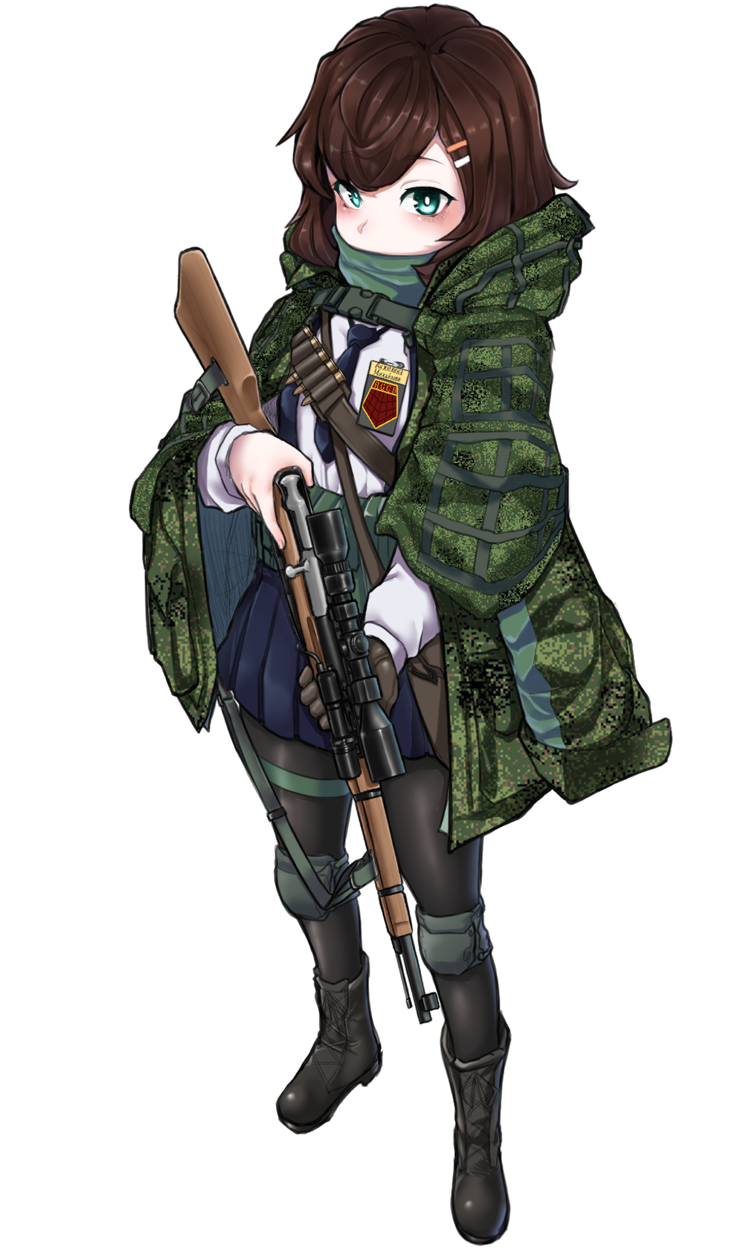 General Yagokoro of the Imperial Lunar Army TouhouArt