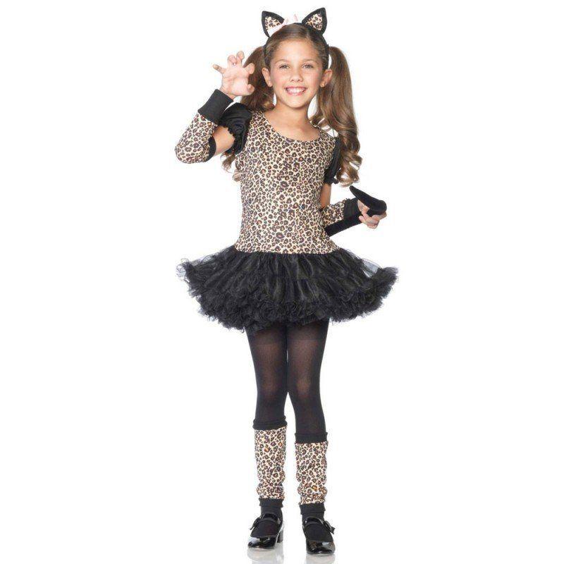 Otto Otto Kleines Leoparden Madchen Kostum Deluxe Bunt Mehrfarbig 00714718421292 Mode Ootd Outfit F Madchen Kostume Halloween Kostum Madchen