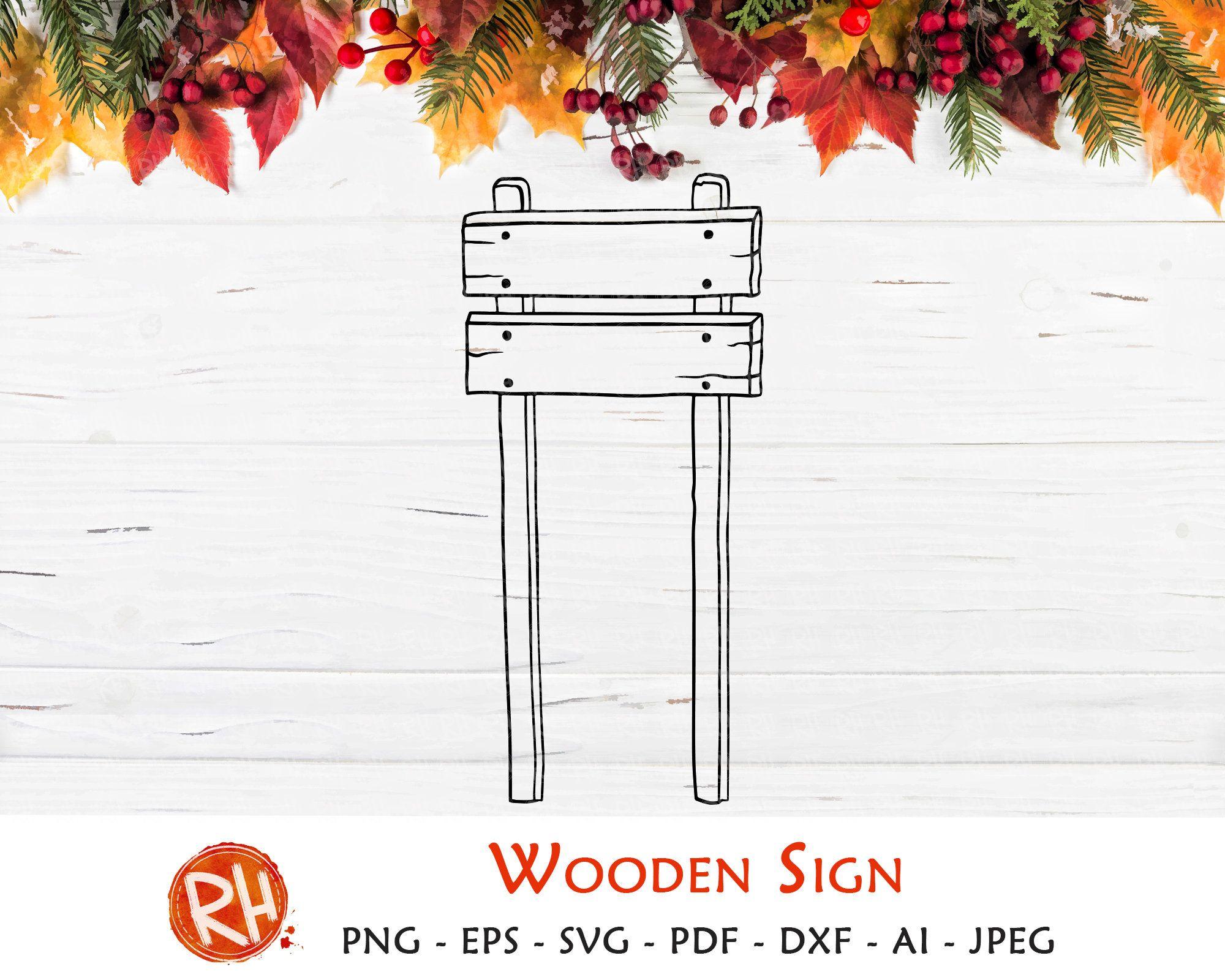 Wooden Sign Svg Vintage Sign Svg Old Sign Svg Signboard Etsy Wooden Signs Vintage Signs Svg