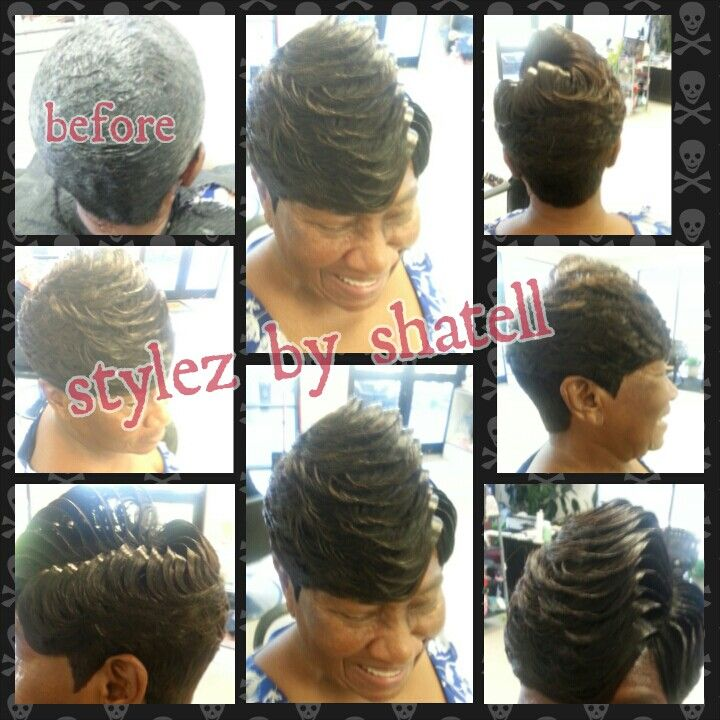 Hair STYLES that make you feel great! Find more Facebook;Instagram;Twitter;YouTube @Shatellrivers #27piecehairstyles
