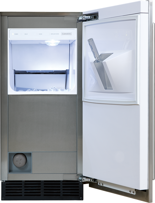 15 Ice Maker Panel Ready With Images Outdoor Kitchen Design Ice Maker Outdoor Kitchen