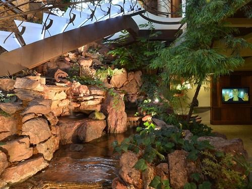 Indoor Water Fountain Inside Of Basement Mancave Creativehouses Indoor Water Fountains Water Fountain Man Cave Home Bar