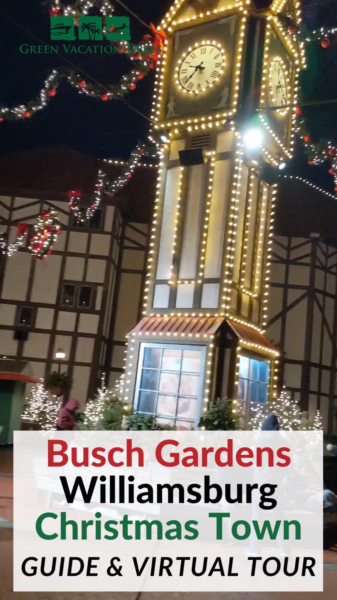 3167d64d307e8d0d08a067e8db46c6bb - Busch Gardens Discount Christmas Town Tickets