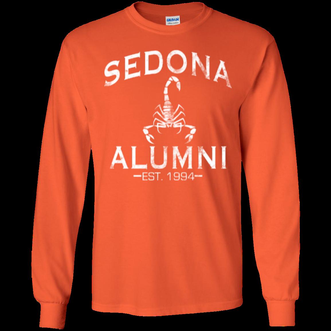 Sedona Alumni | Long Sleeve Ultra Cotton T-Shirt