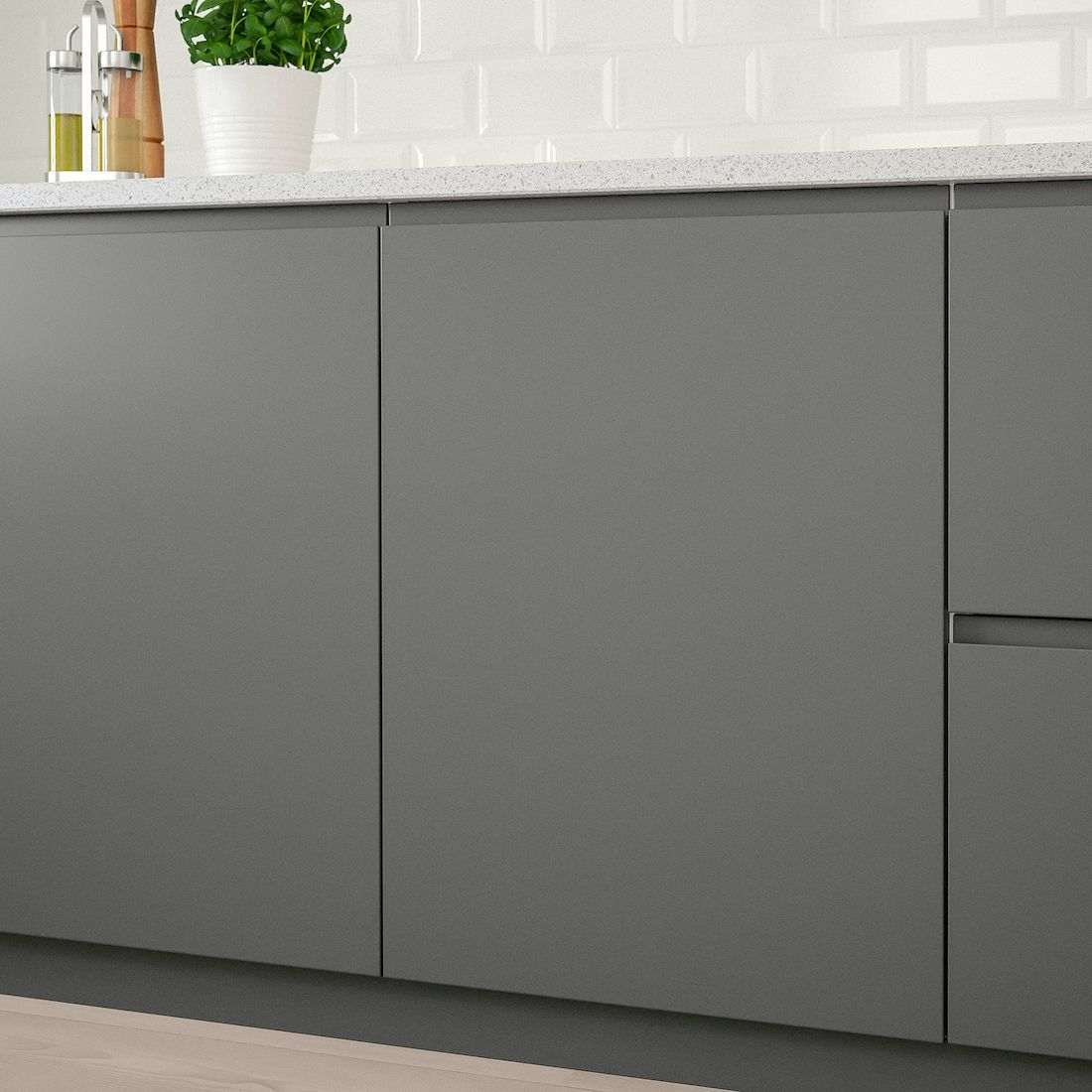 Best Voxtorp Door Dark Grey In 2020 Ikea Grey Kitchens 400 x 300