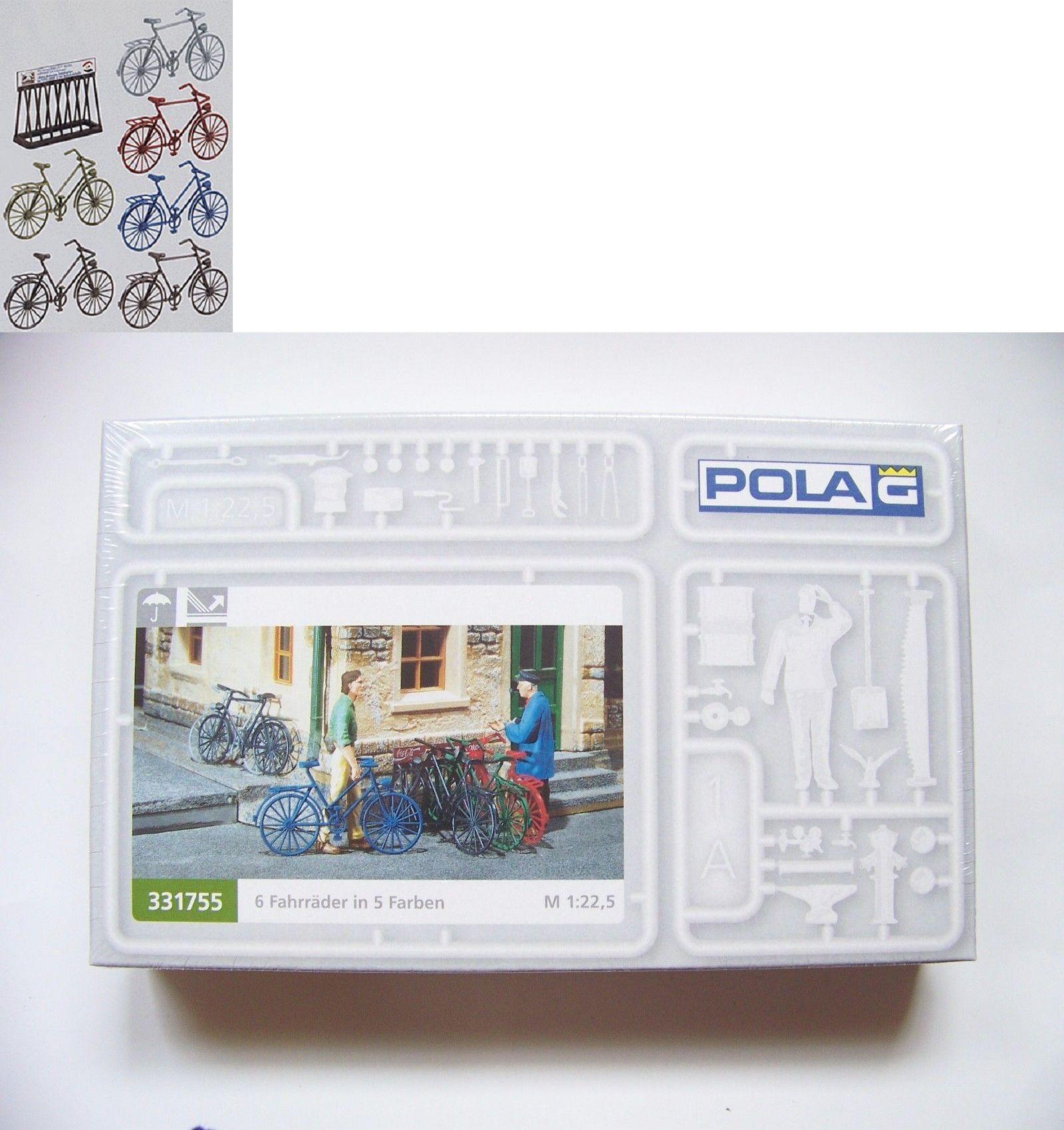 POLA G 6 Fahrräder 331755