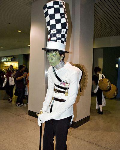 Mad Hatter Alice Madness Returns Amazing Costume Alice
