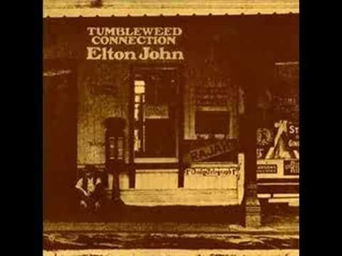 Burn Down The Mission Elton John Tumbleweed Connection