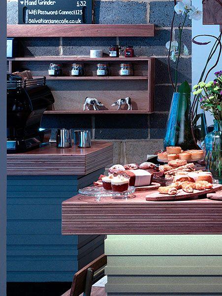 Shoreditch Design Rooms: Restaurant In Shoreditch