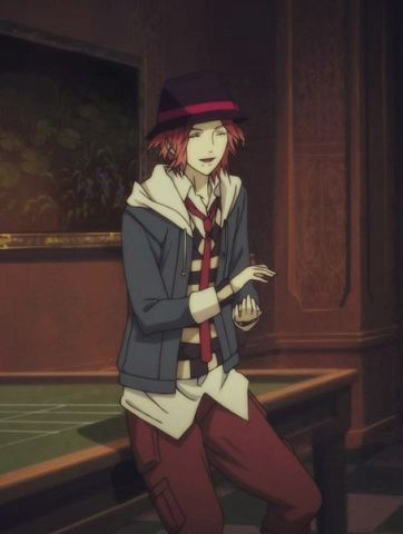 Diabolik Lovers Boyfriend Scenarios - When They See You In Their Clothes (Both)