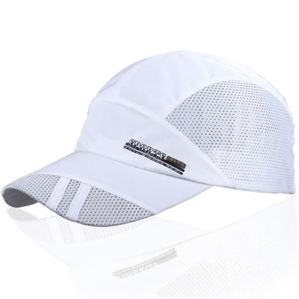 5a97b6e3fbc Unisex Breathable Camping Baseball Cap