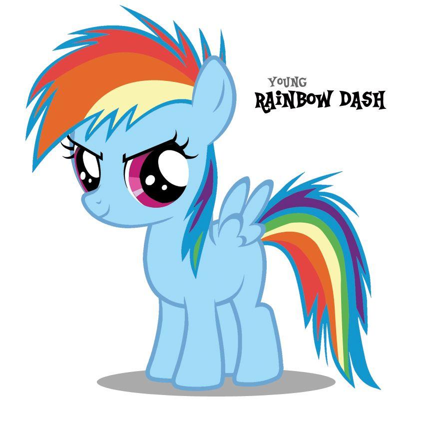 My Little Pony Friendship Is Magic Porn | Rainbow Dash ...  Filly Rainbow Dash And Derpy